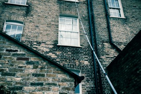 domestic and residential windows cleaning in London