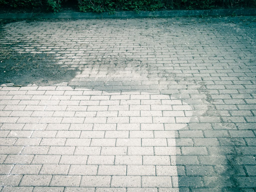 Pressure Washing Services in London