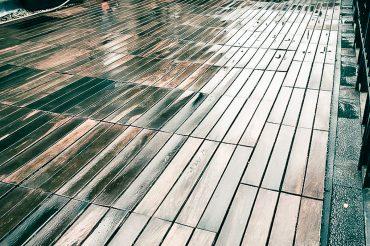 Deck Patio Hardwood floor Pressure Washing Finsbury Park Islington