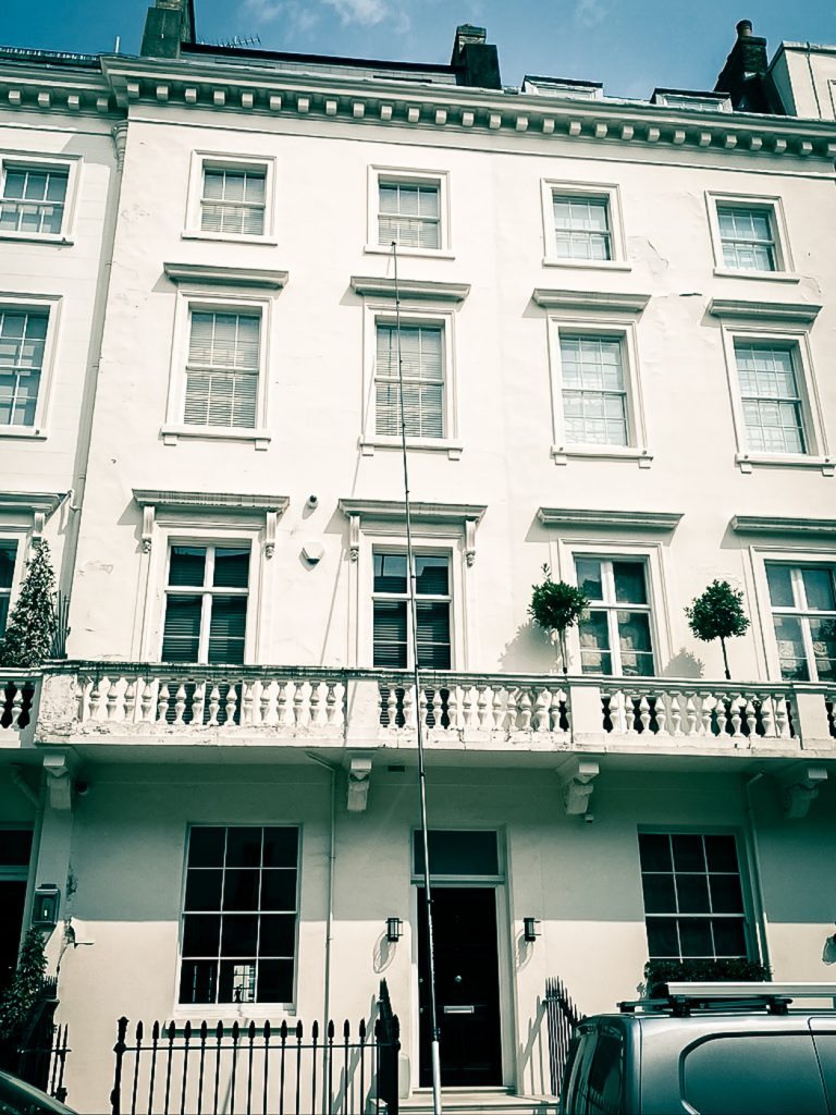 Residential window cleaning services in London UK