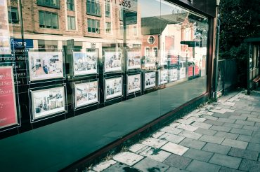 Real Estate Agents Shops Window Cleaning- Southfields